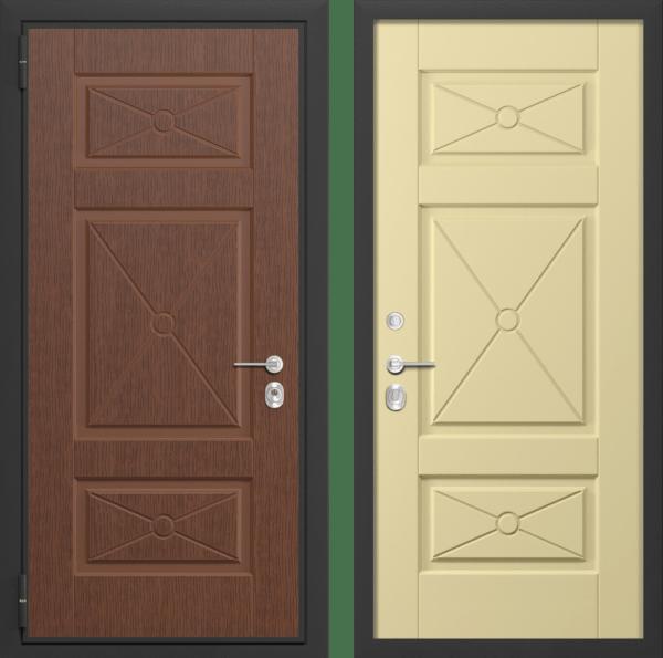 Входная дверь МДФ + МДФ СП239