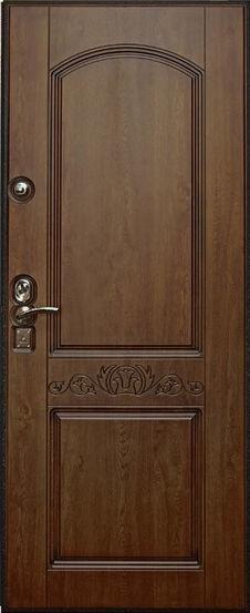 Входная металлическая дверь МДФ СП069